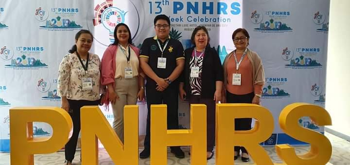 PNHRS Celebrates its 13th Week