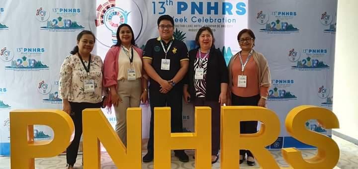PNHRS Celebrates its 13th Week